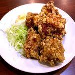 萬福餃子房 - 47 若鶏の唐揚げ¥680 2017.12.26