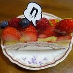 nino - ベリータルト(490円)