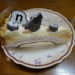 nino - 焼きチーズタルト(450円)
