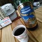 広島屋 - ホットワイン300円