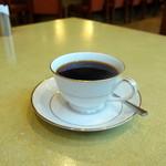 カフェ&レストラン マーブル - アメリカンブレックファスト(1,080円)、おかわりコーヒー