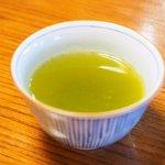 沙伽羅 - 緑茶