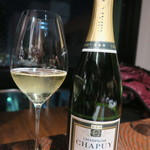 レンゲ - 29年12月 Chapuy Carte Verte Blanc de Blancs Grand Cru Brut Reserve, Champagne