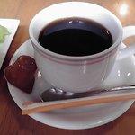 イタリ屋厨房TOMO - ブランチセットのコーヒー