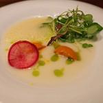 78801497 - 優しい味の大根スープ