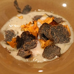 セルサルサーレ - 菊芋の温かいポタージュ
