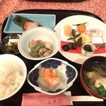 花薫る宿 ホテル 山水荘 - 料理写真:朝食