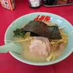 ラーメン山岡家 - 料理写真:塩ネギ