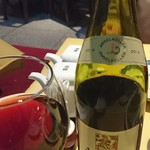 華都飯店 - グランドメニューの赤ワイン