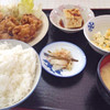 祇園食堂 - 料理写真:唐揚げ定食