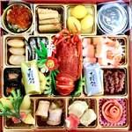割烹料亭 千賀 - 料理写真:一の重