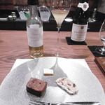 高須賀 - 食後酒、デセール&チーズ