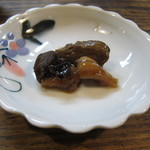 田吾作 - 鰤の肝の甘辛煮:プライスレス