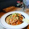 カフェ・ハクタ - 料理写真:食感もお味も少し個性的なパッタイでした♪