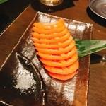 鶴龍 - スライストマト
