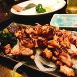 鶴龍 - 鶏の炭火焼