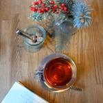 カフェ・ハクタ - ランチセットの紅茶♡
