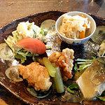 ロカ - 日替わりご飯