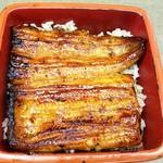 小柳 - 鰻重 竹:2,700円