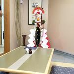 小柳 - お正月飾り