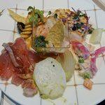 シリウス - SIRIUS @YOKOHAMA ROYAL PARK HOTEL 1皿目の前菜