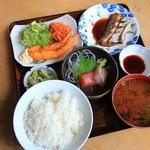 マルセイ - 料理写真:日替わりランチ