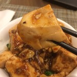 エトワール - 麻婆豆腐リフトです