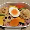 紀ノ国屋 アントレ - 料理写真:彩り野菜の豆腐ハンバーグ弁当