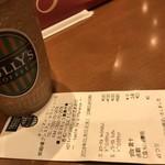 タリーズコーヒー - 2018/01