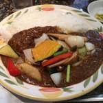 ミンガス - 野菜カレー760円