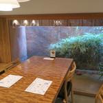 カフェレストラン やよい - 和と北欧を折衷させたようなモダンな店4