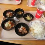 グランディ羽鳥湖スキーリゾート 第3レストハウス - 料理写真:
