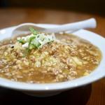 炒飯と酸辣湯麺の店 キンシャリ屋 - 肉あんかけ炒飯