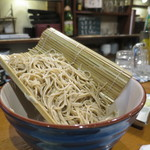 庵蔵 立ち喰い蕎麦バル - 料理写真:蕎麦(細め)