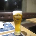 ラ フィーリア デル プレジデンテ - 生ビール