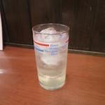ばかなべ 浜幸 - レモンサワー