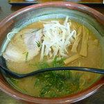 てっぺん亭 - 味噌ラーメン