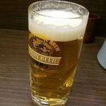 日高屋 - 生ビール!