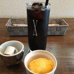 奥田パスタ - デザート&コーヒー 2017.11.22