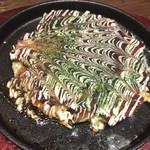 ねぎ焼きお好み焼き鉄板焼き こてぶき -