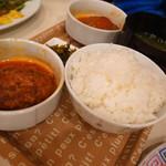 三宝の餃子 - 定食セット