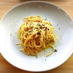マルシ - 料理写真:ポルチーニ茸のクリームソース1250円(税別)