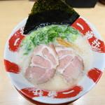 豚骨ラーメン専門 大名古屋一番軒 - 白豚骨ラーメン