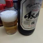 幸軒 - ビール