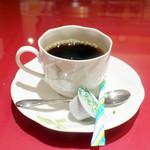 ビストロ・クレアンテ・トウキョウ - テーブル席モーニングBセット810円
