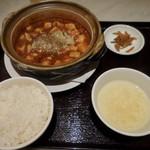 龍福小籠堂 - 龍福特製麻婆豆腐