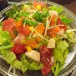 かっぱ亭 - 海鮮サラダ
