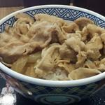 吉野家 - 豚丼(並盛)