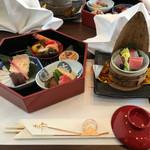 寿司割烹 「ともづな」 - おせち