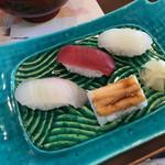 寿司割烹 「ともづな」 - 寿司